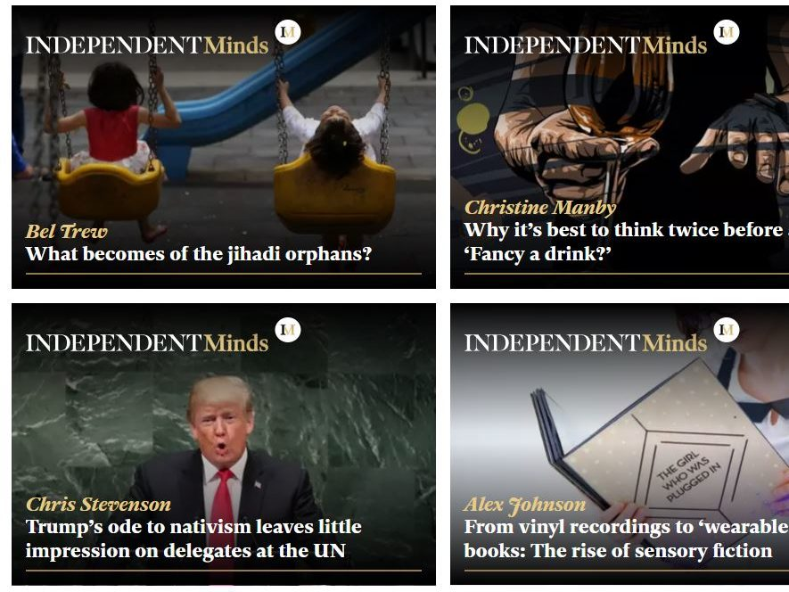 Independent puts up partial paywall offering readers exclusive content from £55 per year