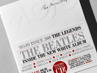 Music magazine Mojo celebrates 300th issue with White Album tribute collector's issue