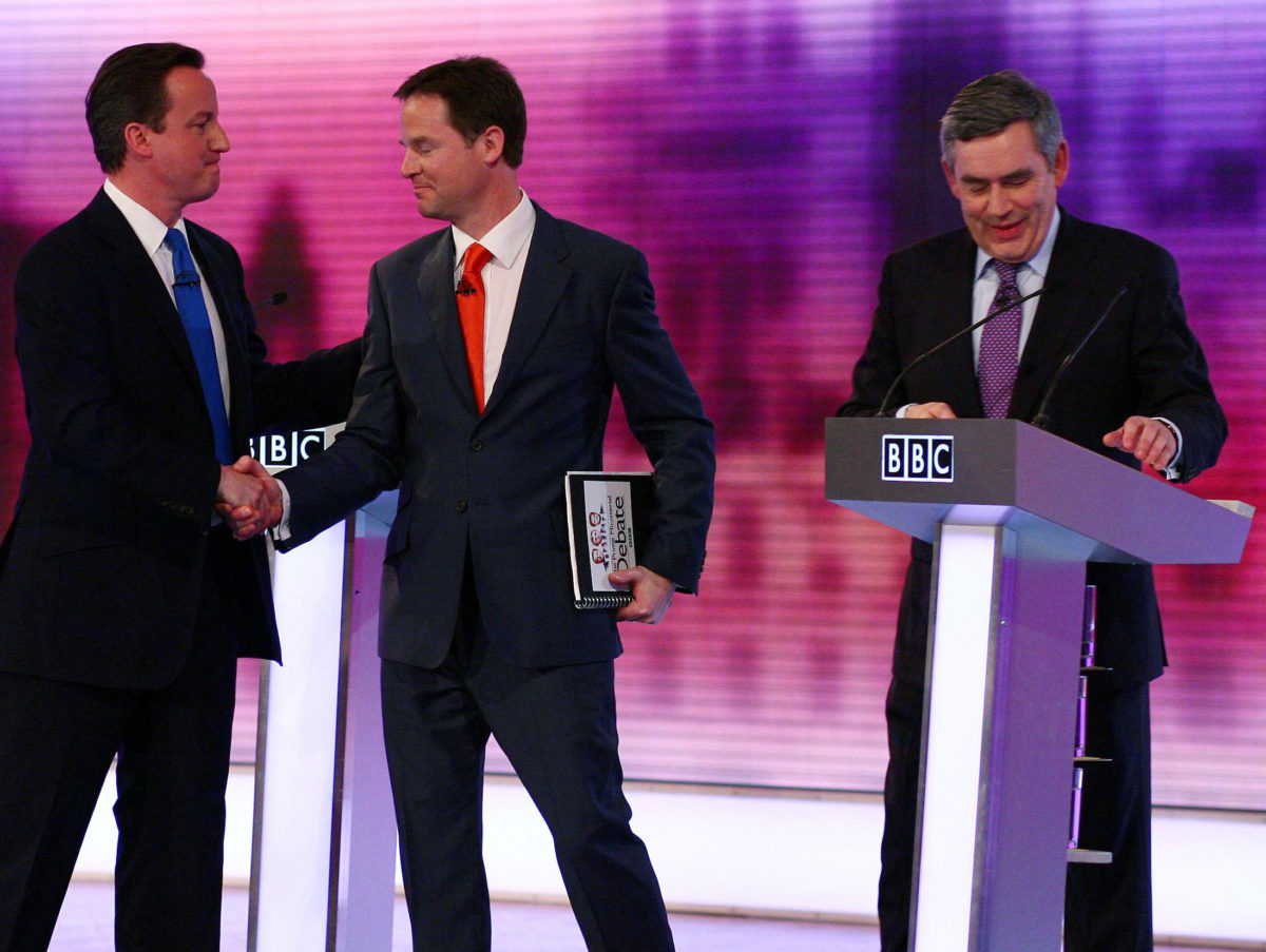 Sky News launches campaign to push for live party leader TV debates at every general election