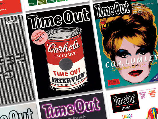Time Out magazine to celebrate 50 years in print with exhibition and book showcasing 'striking' covers through the decades