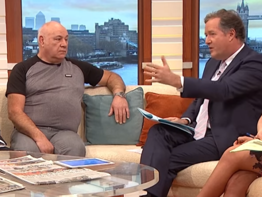 Good Morning Britain breaches Ofcom code after Piers Morgan 'can't be bothered' to read out council statement about homeless SAS veteran