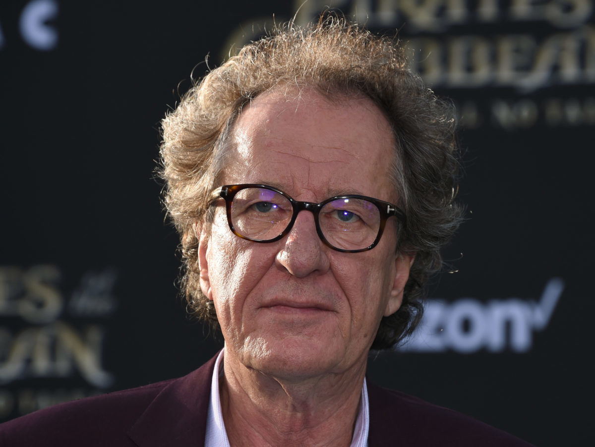 Actor Geoffrey Rush awarded £1.5m in damages after Sydney Telegraph libel win