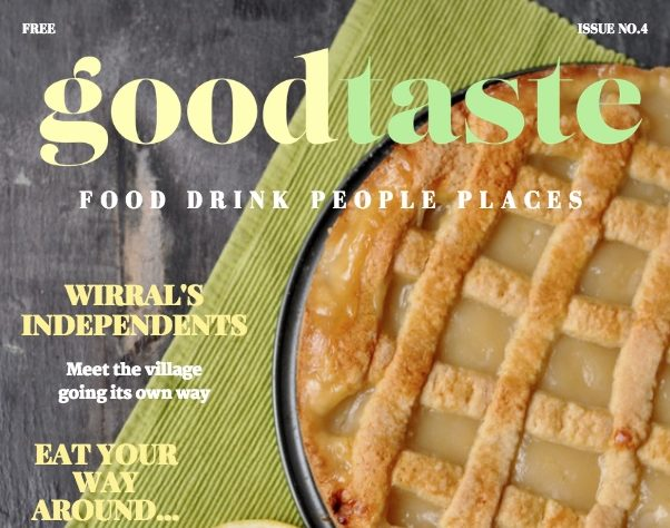 Former Liverpool Echo journalist launches food and drink 'newspaper' to fill gap in demand for quarterly Good Taste magazine