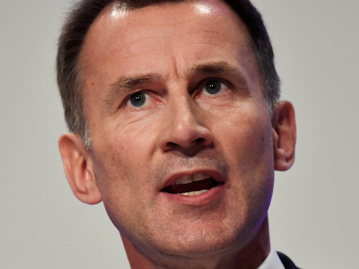 Jeremy Hunt brands BBC an 'absolute joke' over plans to hold Tory leader debate after ballot opens