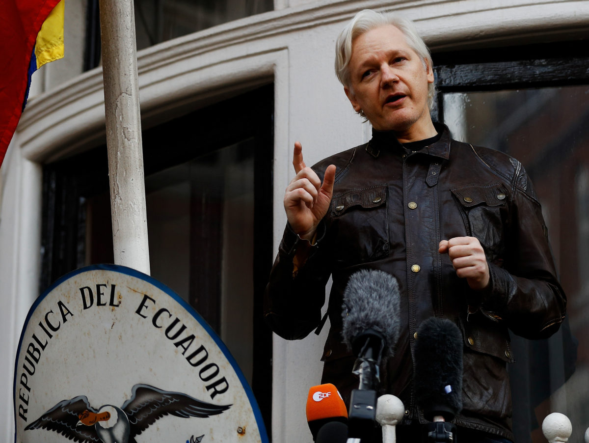 Wikileaks publisher Julian Assange sues Ecuador over 'continued gagging' and violation of 'fundamental rights'