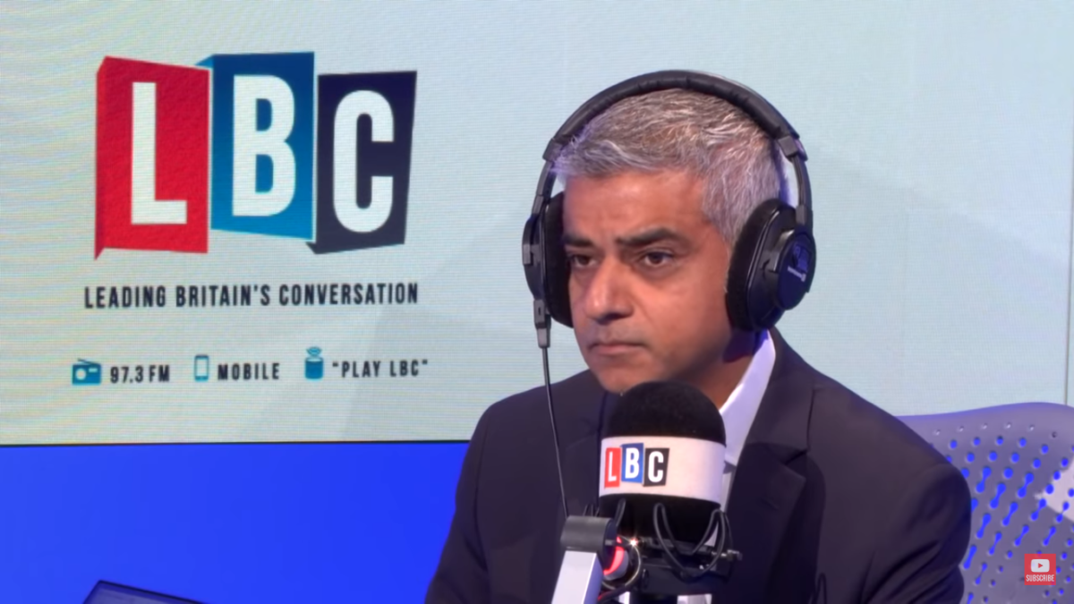 Ofcom pushes for meeting with LBC bosses after Sadiq Khan interviews Jeremy Corbyn for radio phone-in