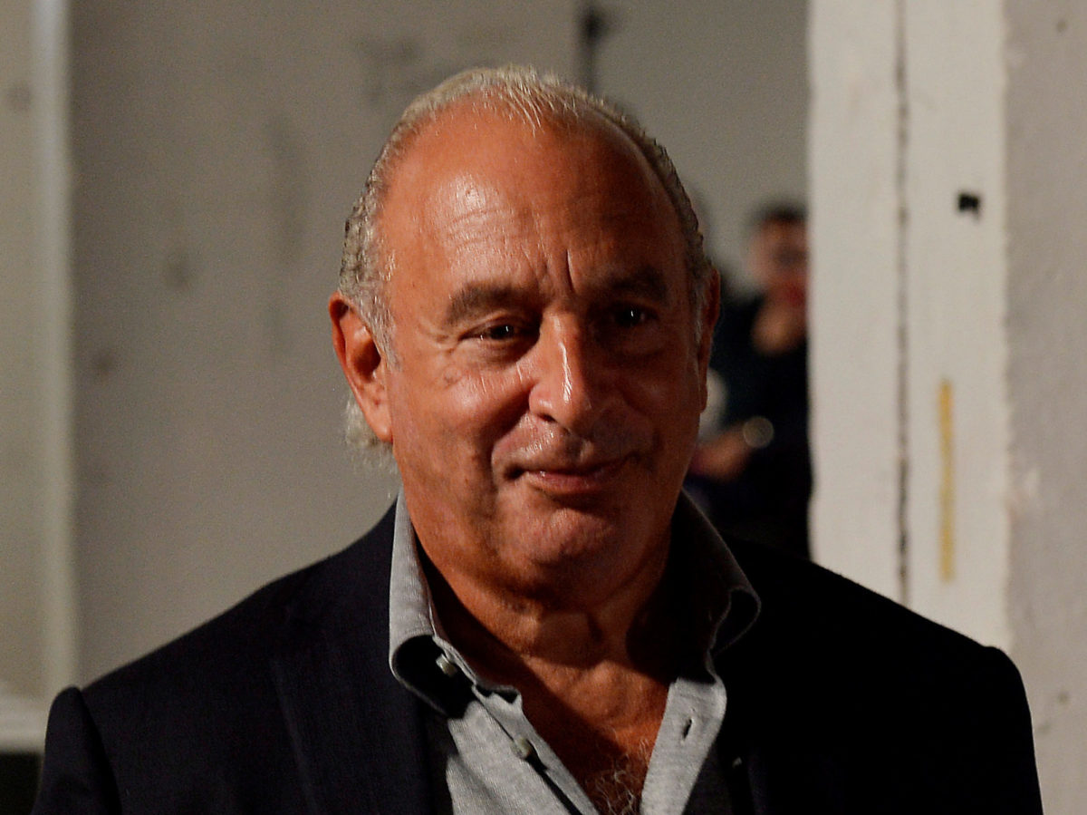 Sir Philip Green ends legal fight with Telegraph over sexual harassment allegations