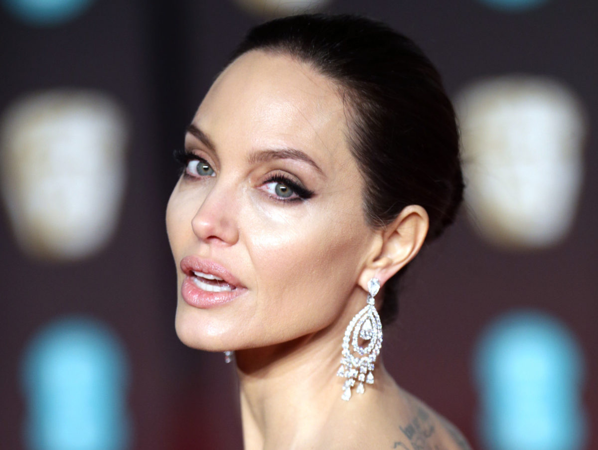 Angelina Jolie lined up for stint as BBC Today programme editor over festive period
