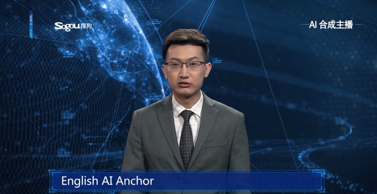 Chinese state news agency unveils AI news anchors who can work 24 hours a day 'uninterrupted'