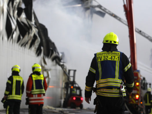 Fire brigade starts charging media for images of incidents