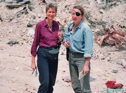 Lindsey Hilsum 'anxious' of adding to 'myth' of killed Sunday Times war reporter Marie Colvin through new book on her life