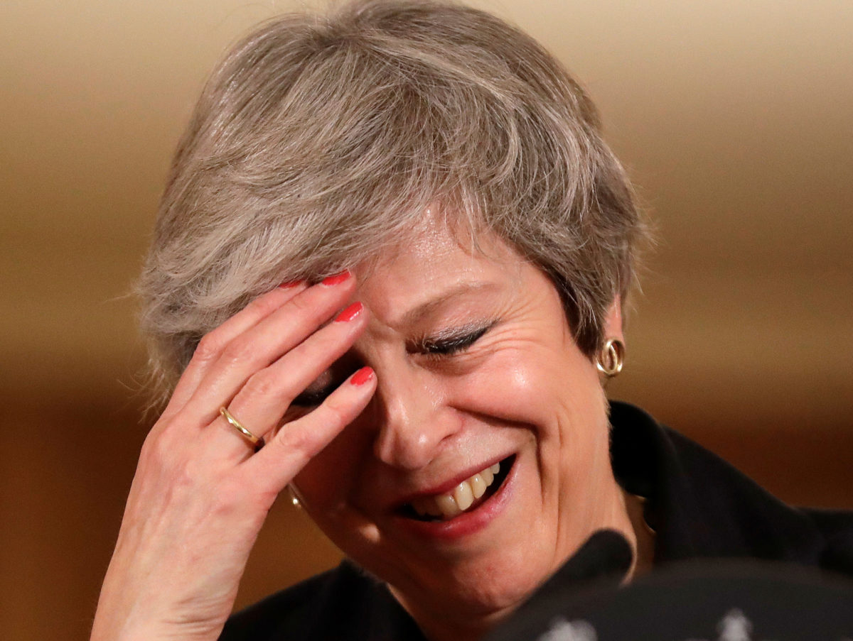 News diary 19-25 November: Theresa May faced with selling draft Brexit agreement to MPs and Lille hosts Davis Cup tennis final