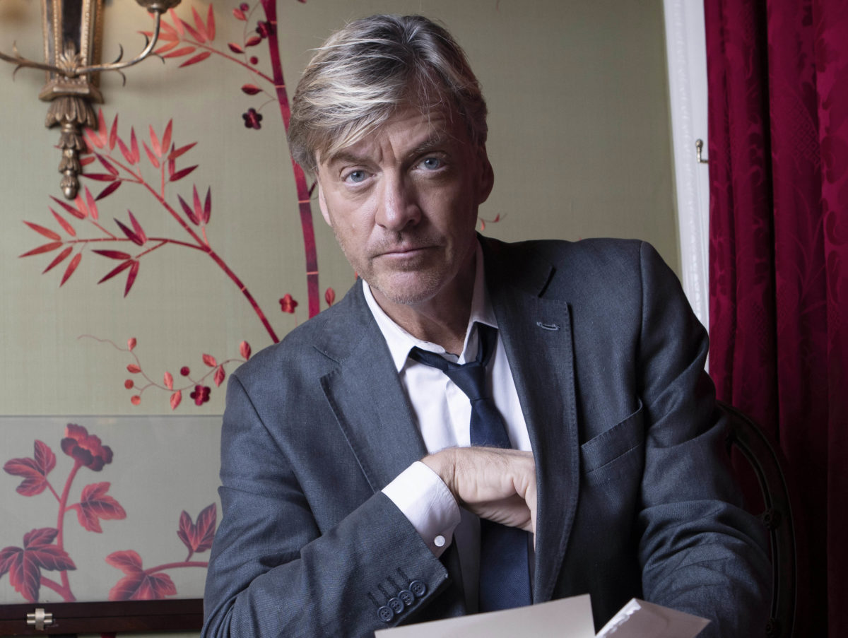 Richard Madeley appointed Telegraph's new agony uncle replacing Graham Norton