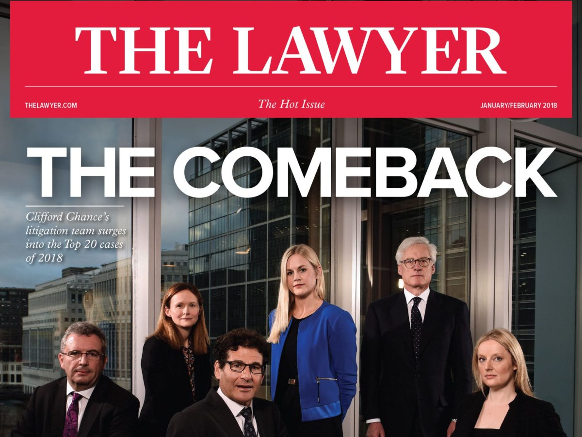 Centaur says The Lawyer magazine no longer for sale as it changes mind despite offers