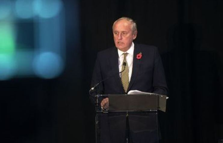 Paul Dacre attacks The Guardian, Alan Rusbridger, the BBC, Lord Leveson and judiciary in Society of Editors speech