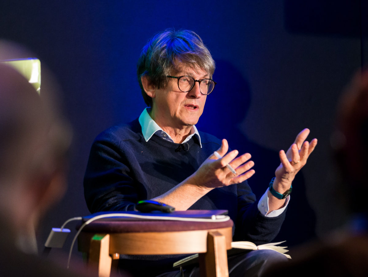 Alan Rusbridger says Guardian in a 'fantastic situation' as he hits back at ex-Daily Mail editor Paul Dacre's 'economic basket case' claim