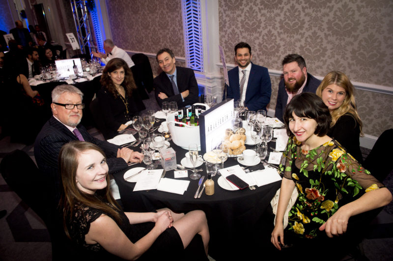 British Journalism Awards 2018