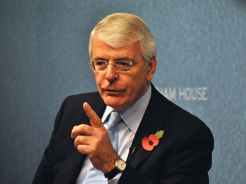 John Major government ministers were discouraged from attending launch of Sky TV channels, records show
