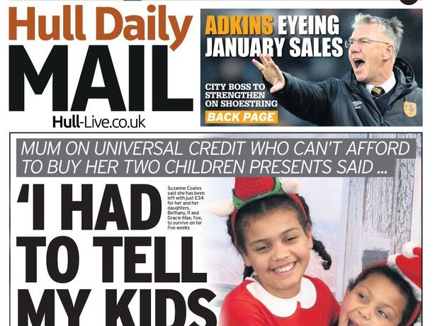 Reporter leaves Hull Daily Mail after 40 years as Reach shuts regional office