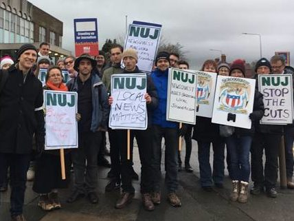 Newsquest journalists issue salary demands in campaign against 'rubbish pay' at publisher