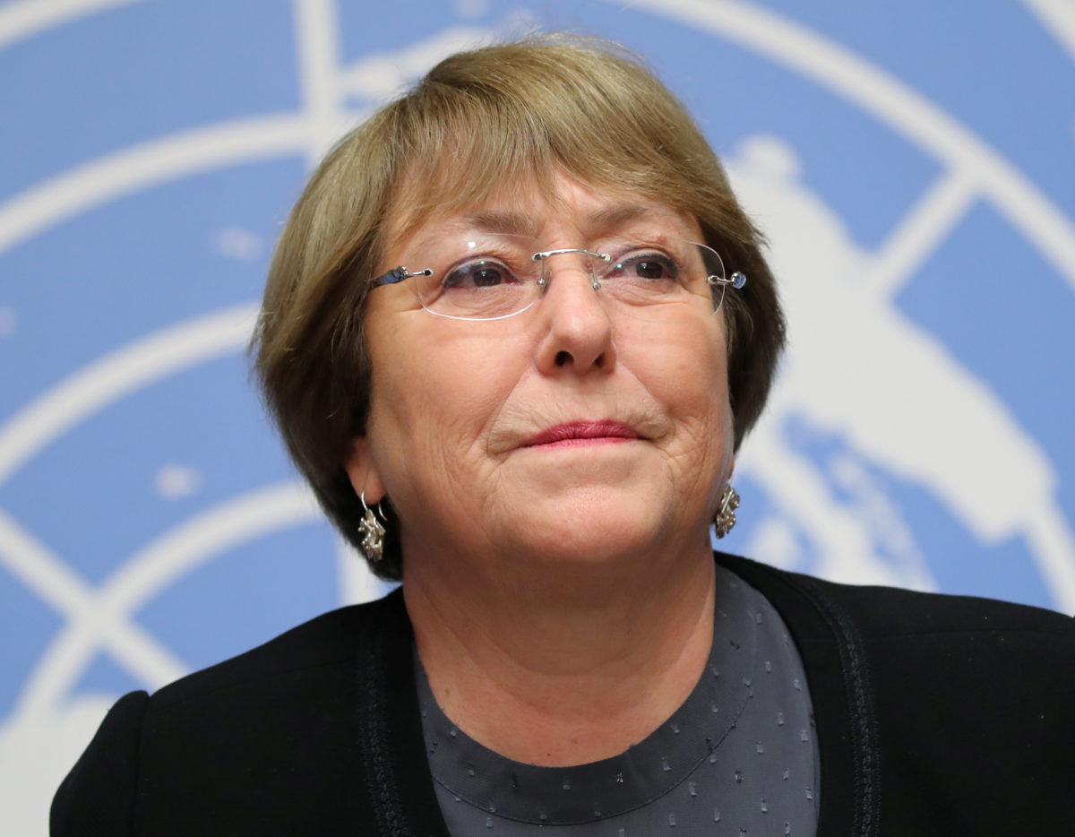 UN human rights chief says international probe into Jamal Khashoggi killing needed