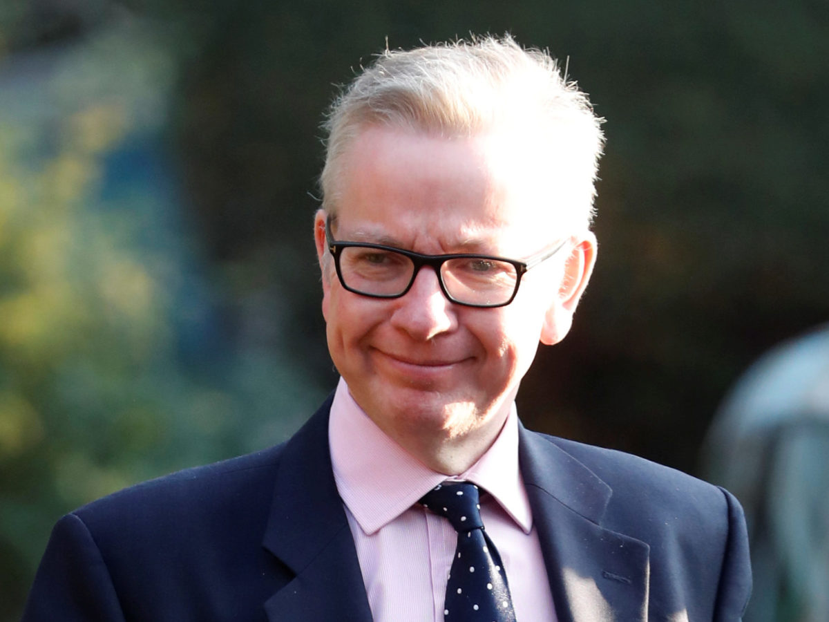 Michael Gove says decline of local media 'one of the sadnesses of my adult lifetime' as he backs news trade in charity speech
