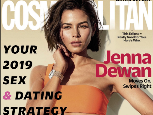Cosmopolitan magazine offering four paid internships with free London digs