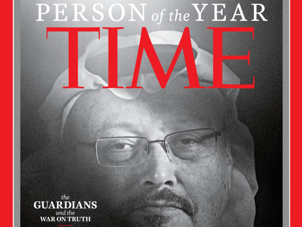 Time honours oppressed journalists including Jamal Khashoggi and jailed Reuters duo with Person of the Year title