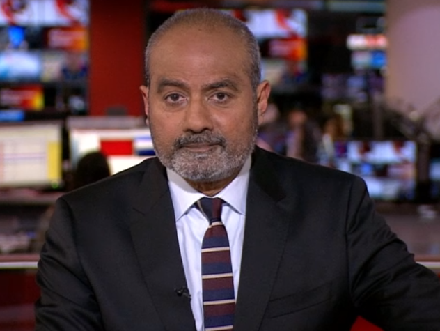 'Are they talking about me?' BBC's George Alagiah on seeing headlines about his cancer diagnosis