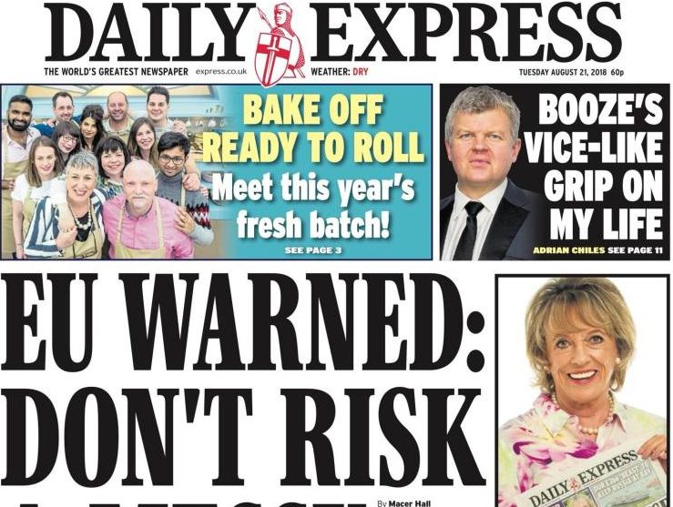 Daily Express published wrong photo of woman with hammer attack story after agencies' error