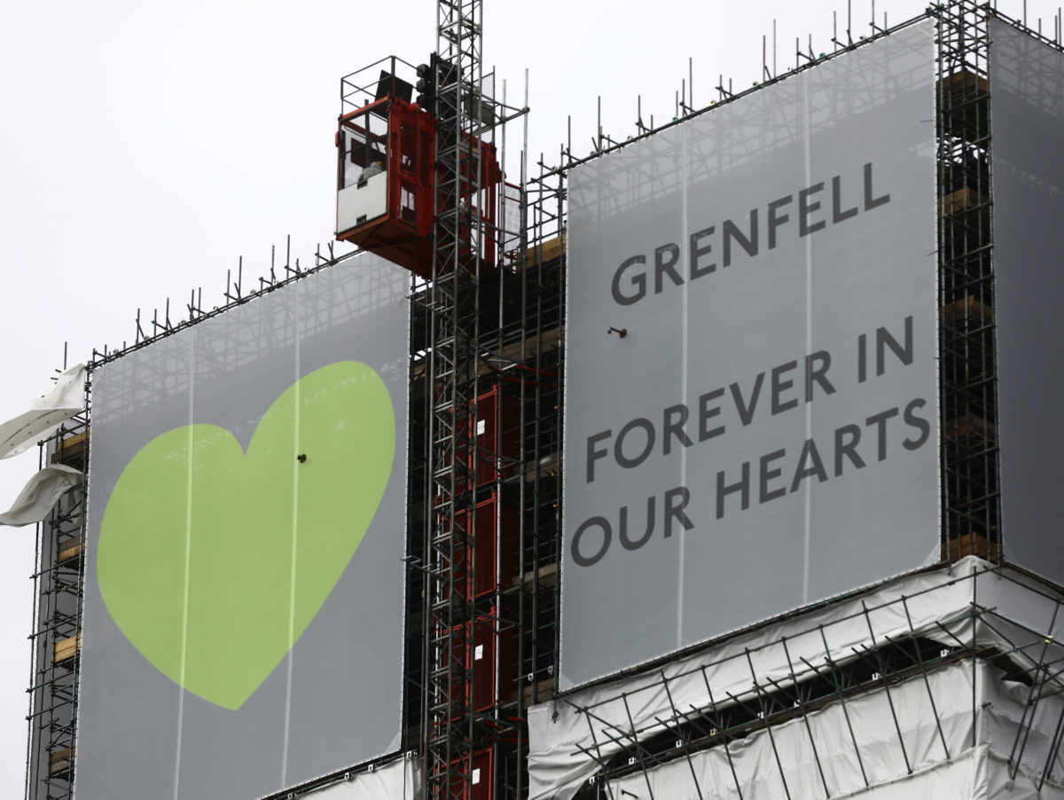 News diary 28 October-3 November: First Grenfell Tower inquiry report published