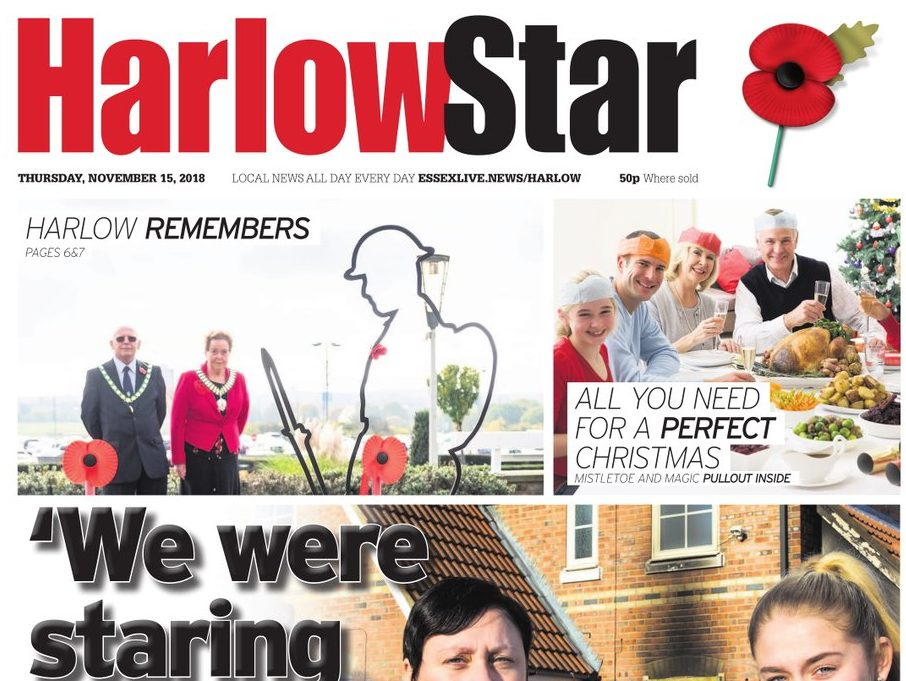 Council says stories shared on now-defunct local paper's social media channels 'don't help' town's image