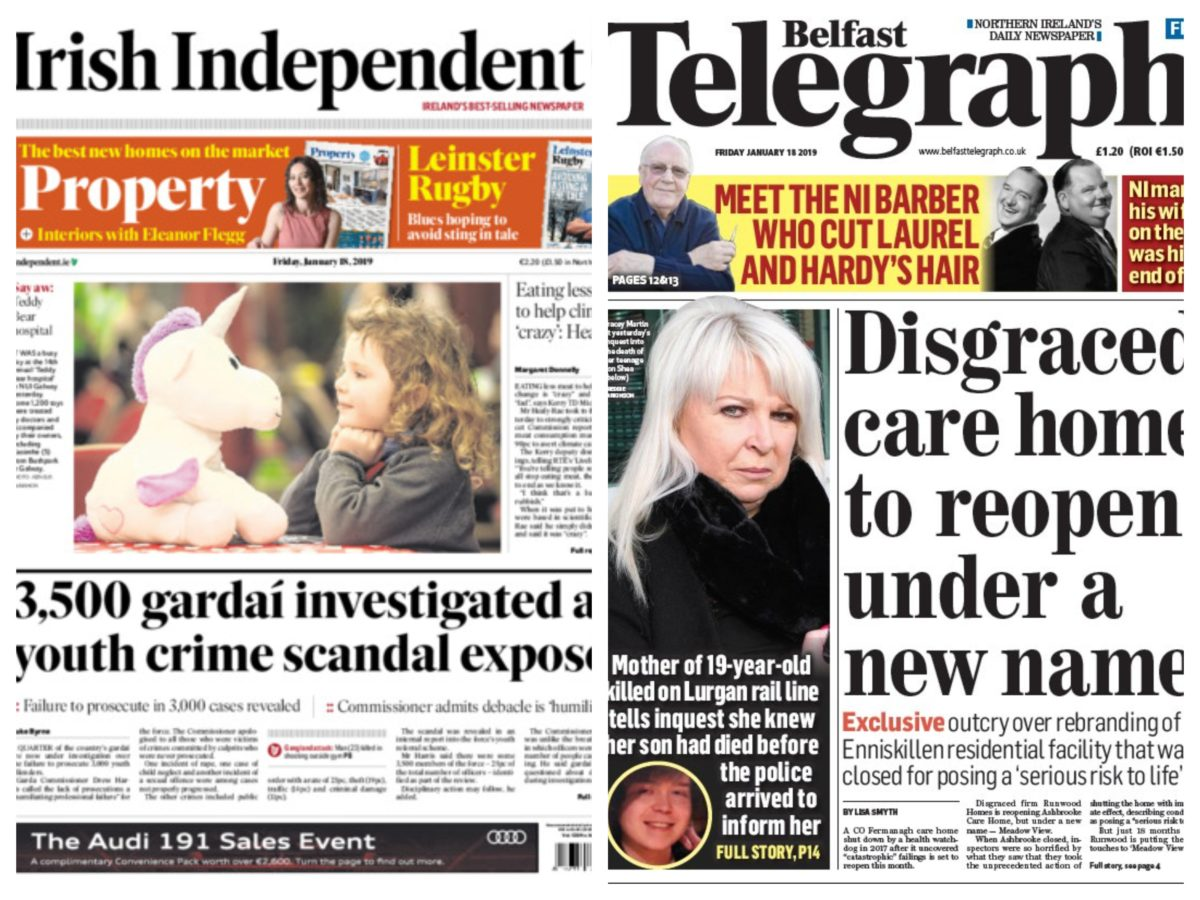 Major Irish news publisher to cut 30 roles under three-year plan to 'stabilise and grow' business 'as matter of urgency'