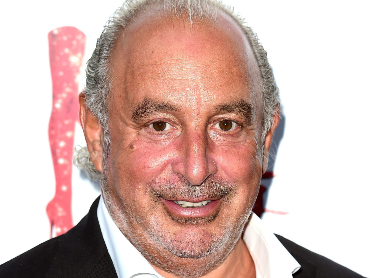 Telegraph to report details of allegations against Topshop boss Sir Philip Green after £3m injunction dropped