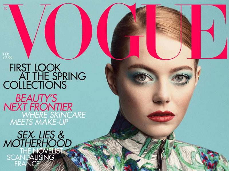 Vogue and GQ publisher Conde Nast reports pre-tax loss of £13.5m for 2017