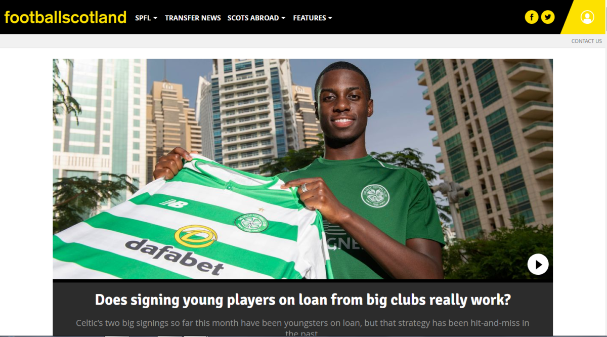 Reach unveils Scottish football website with four editorial staff as latest sporting news addition