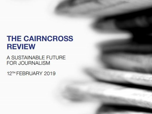 Cairncross Review: Key facts and findings you might have missed