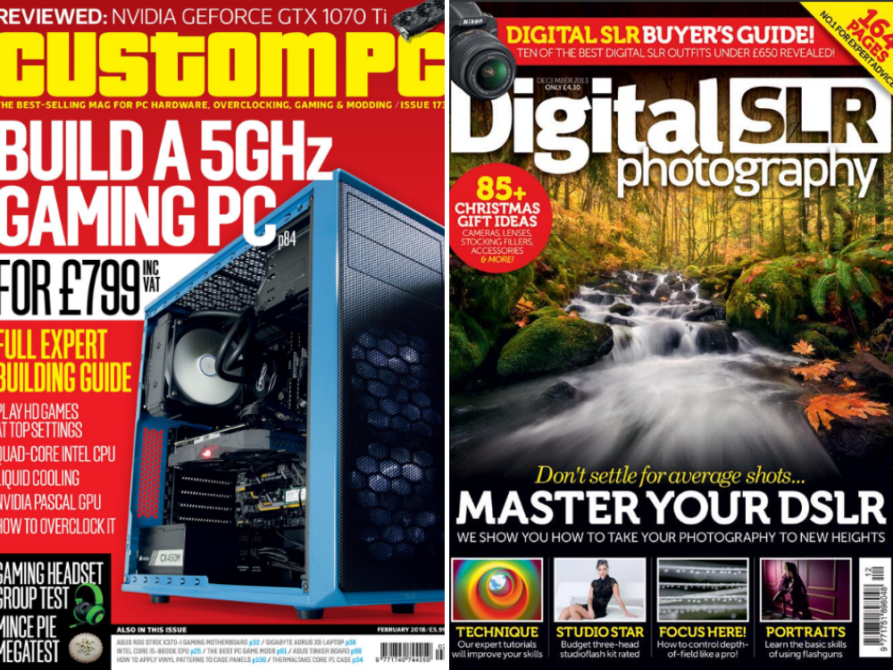 Dennis Publishing sells off two magazines to computer manufacturer Raspberry Pi and looks to shift third title