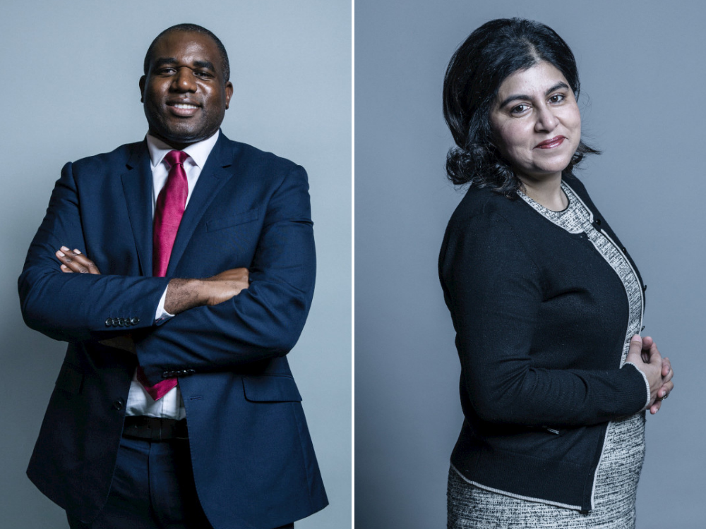 Senior politicians accuse UK press regulator of 'turning a blind eye' to racism in the media