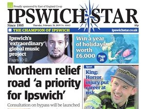 Regional daily ABCs: Ipswich Star circulation drops after free edition replaced with new standalone title