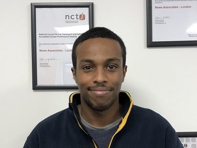 Latest Daily Mail Stephen Lawrence scholar is son of refugees who will train for free at News Associates