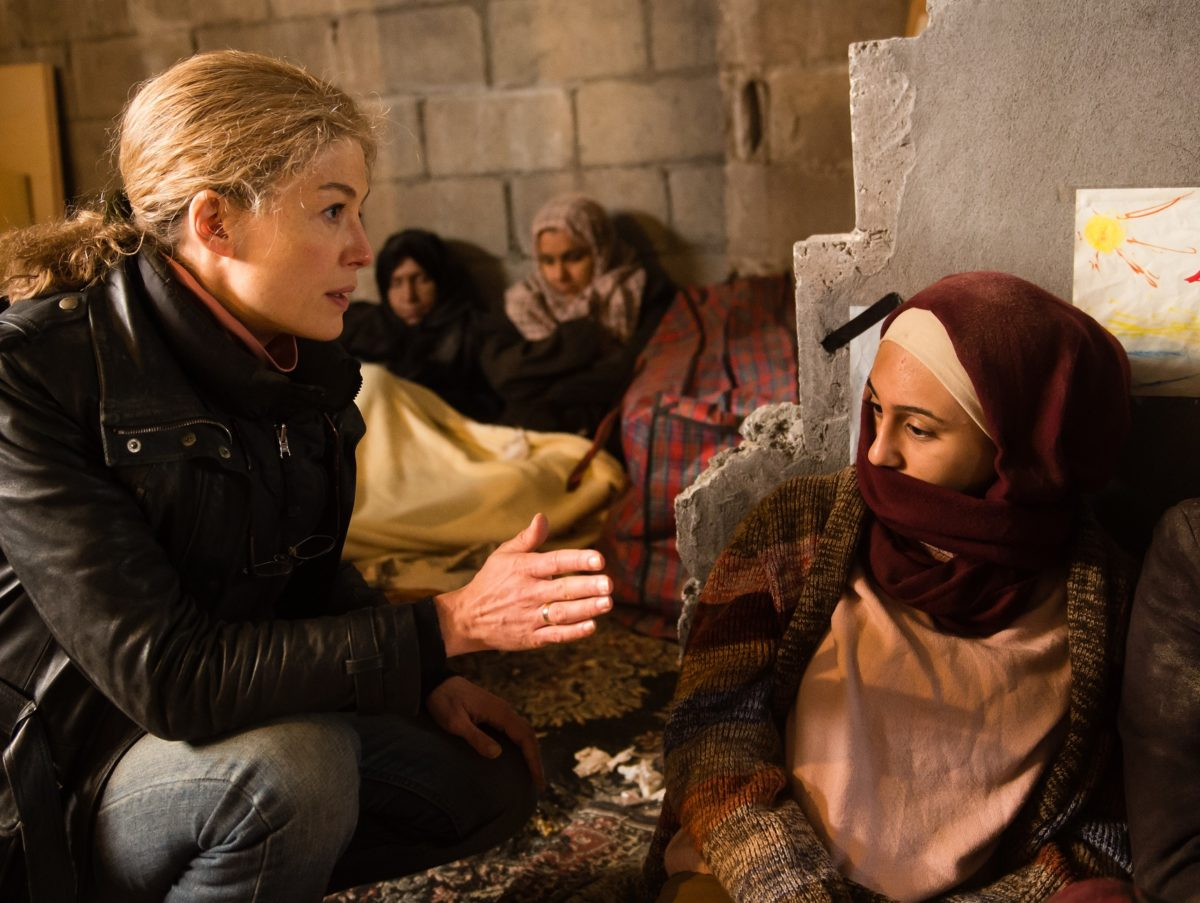 Review: A Private War (Marie Colvin biopic)