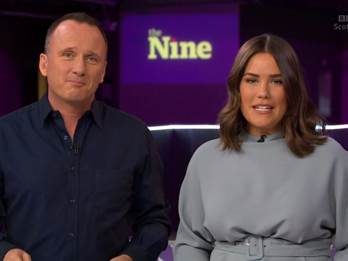 BBC Scotland's The Nine aims to cover all 'shades of opinion' on Brexit and deliver the news 'through Scotland's eyes'