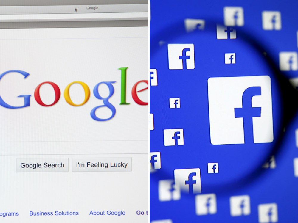 UK competition watchdog calls for action as Facebook and Google take 80% of £14bn annual digital ad spend