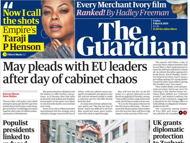 Jessica Elgot named Guardian's new chief political correspondent while Dan Sabbagh to lead defence coverage