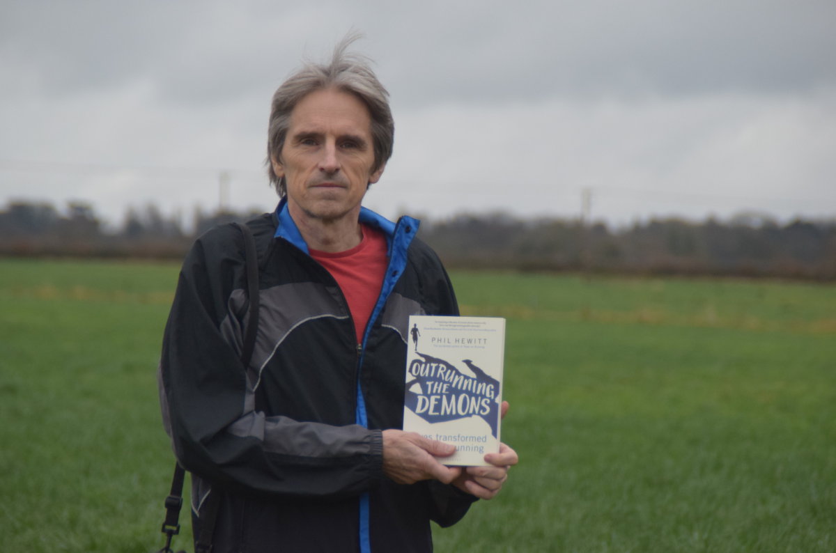 Journalist who was stabbed and left for dead publishes book on recovering from trauma through running