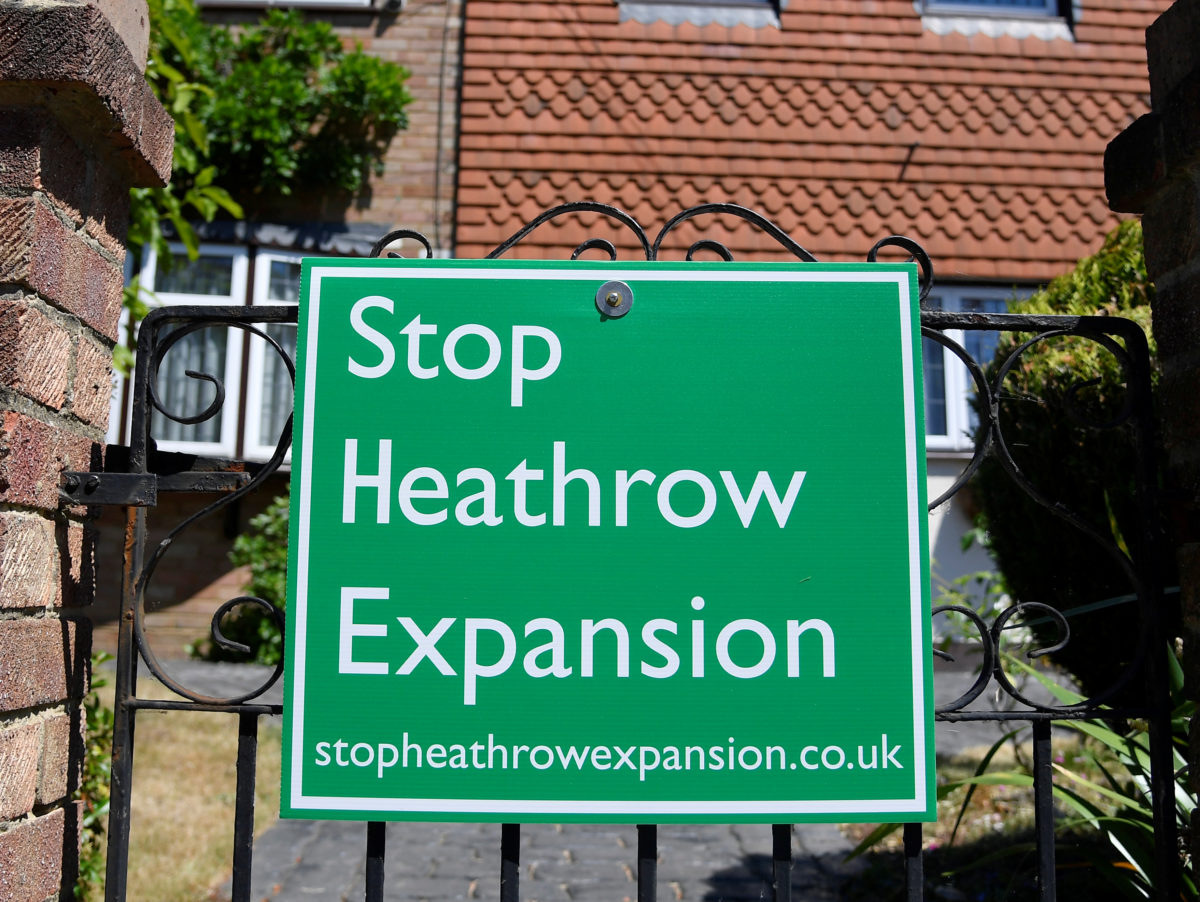 News diary 11-17 March: Parliament gets second vote on Theresa May's Brexit deal and Heathrow third runway challenge in High Court