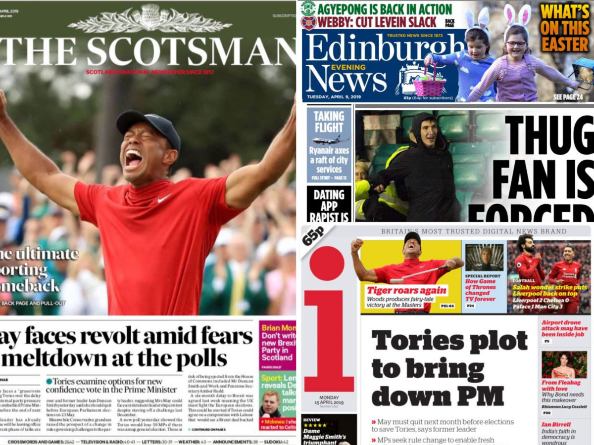 The i and Scotsman publisher JPI Media 'in talks' to sell titles soon after staff told 'no formal sales process' open