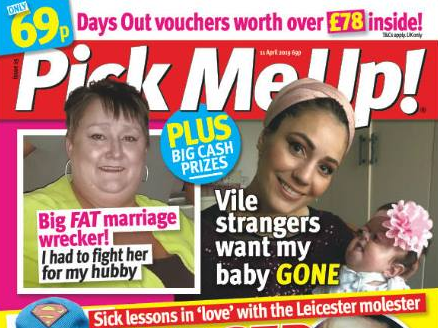 TI Media moves production of Pick Me Up mag to SWNS news agency 'to sustain immediate future' of title