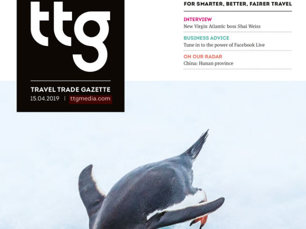 Travel trade mag undergoes £50,000 rebrand and changes print day following audience research